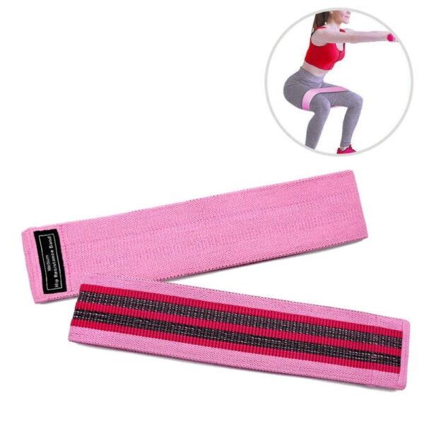 Squat-Elastik-Pink