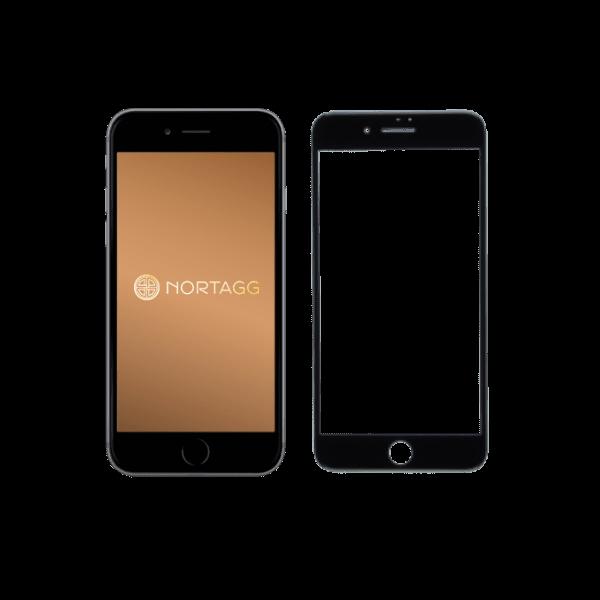 iphone-6s-plus-black-Nortagg-SmartGlass-screen-protection-min