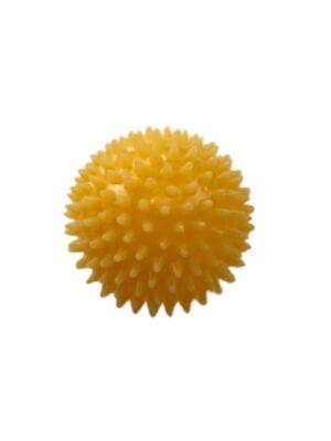 massagebold-med-pigge-gul