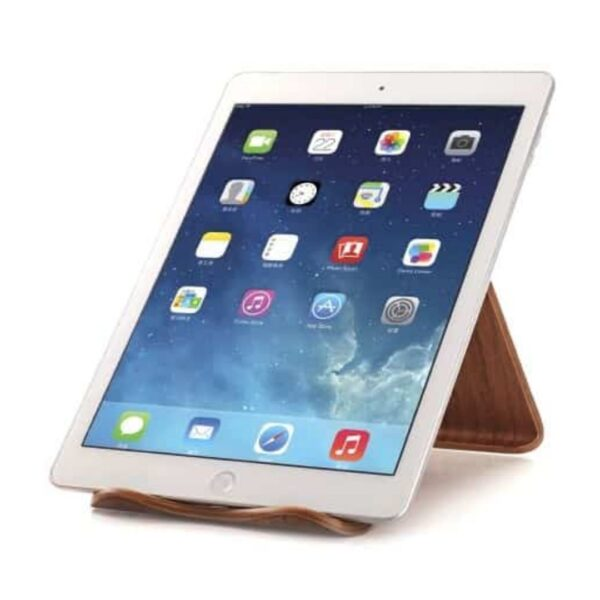 wood-stand-brun-holder-ipad-tablet