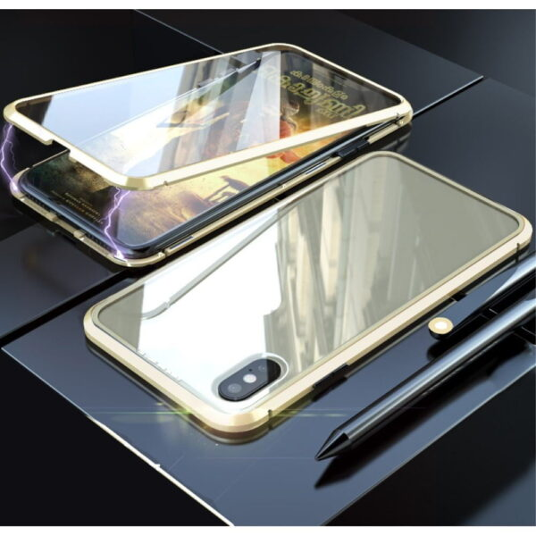 iphone-xs-perfect-cover-guld-1