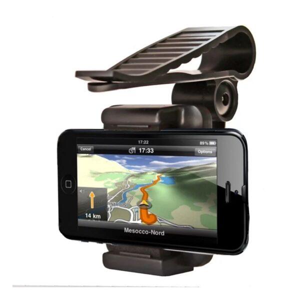 mobilholder-til-bilens-solskaerm-bil-mobil-holder-bil