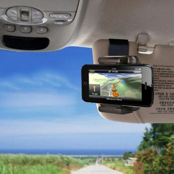 mobilholder-til-bilens-solskaerm-holder-mobil
