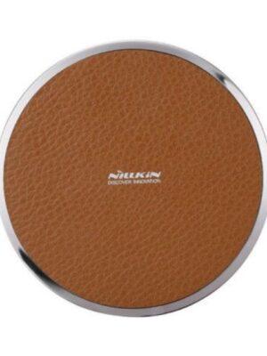 nillkin-qi-magic-disk-oplader-brun
