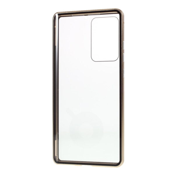 samsung-note-20-perfect-cover-guld-beskyttelse