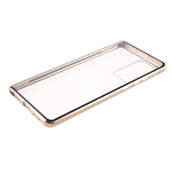 samsung-note-20-perfect-cover-guld-mobil-cover