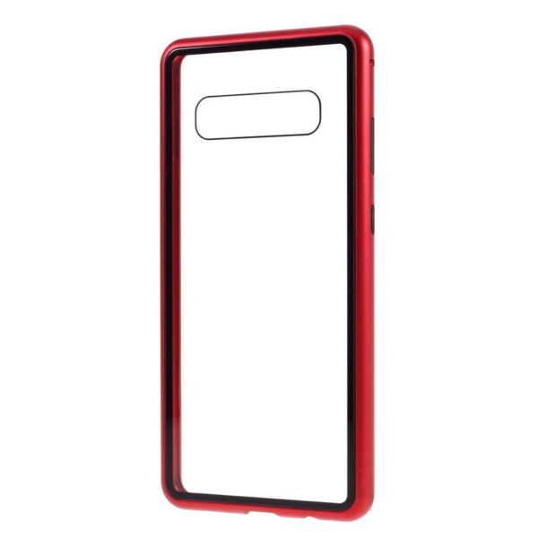 samsung-s10-plus-perfect-cover-roed-mobil-cover