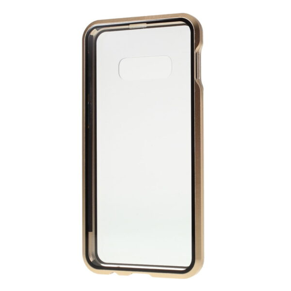 samsung-s10e-perfect-cover-guld-beskyttelse